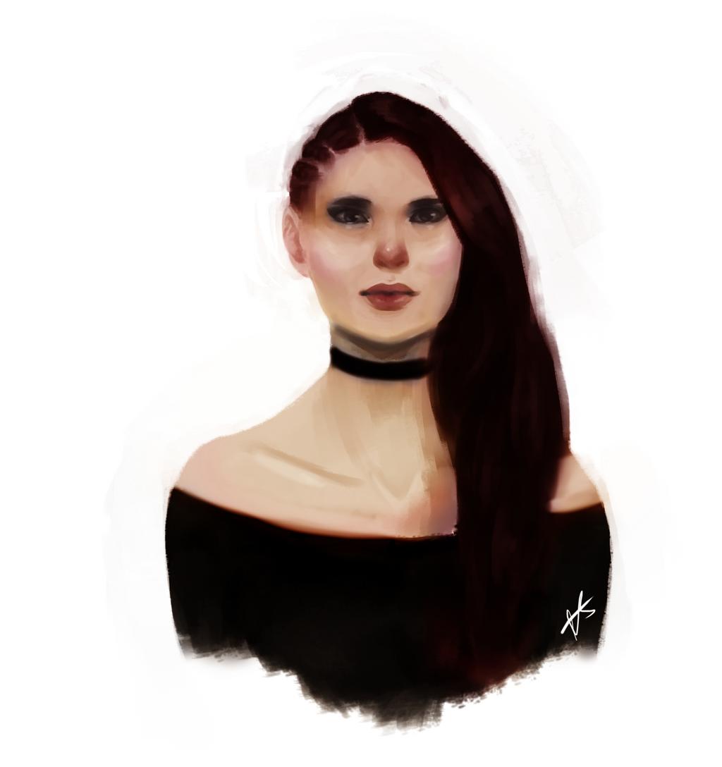 Sketch by Farefarren