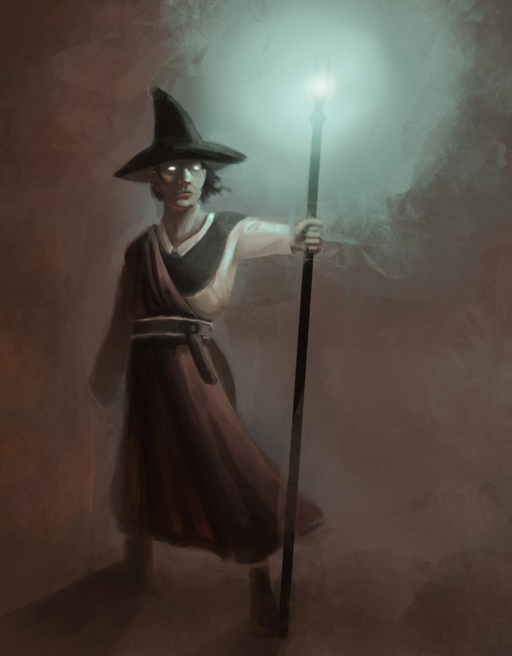 Wizard by Farefarren