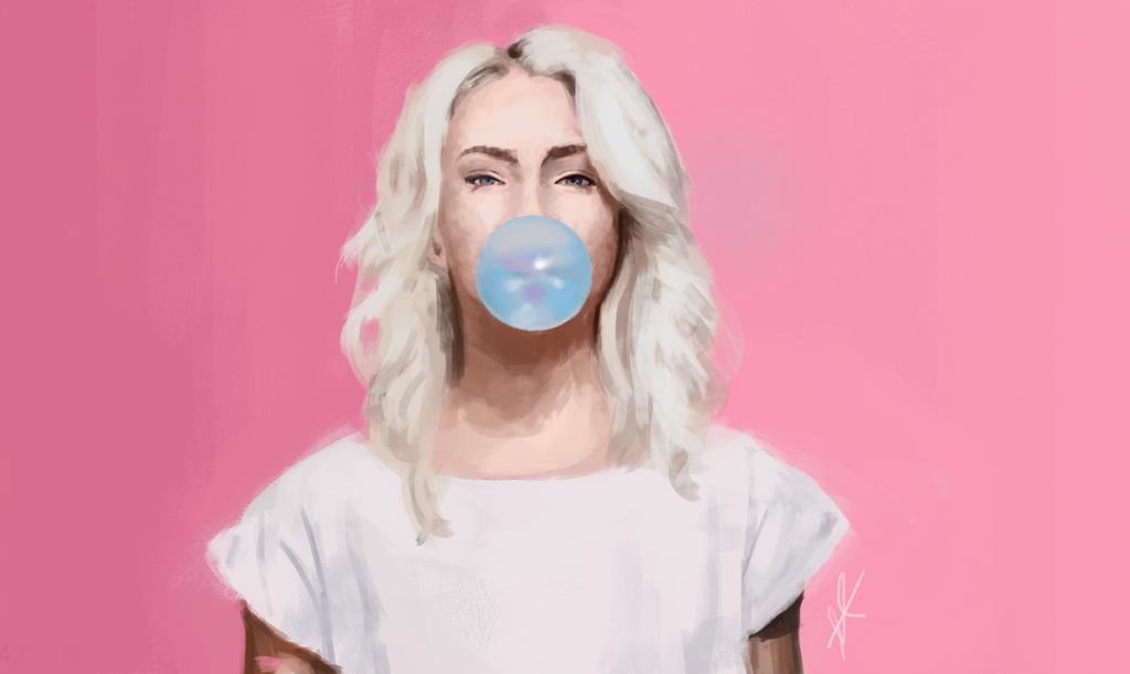 Bubblegum by Farefarren
