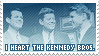 I Heart The Kennedy Bros Stamp by OckGal