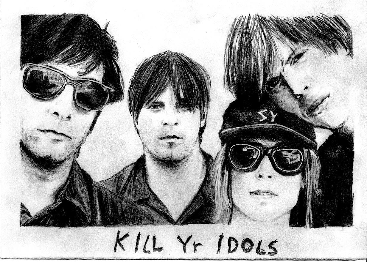 Kill Yr Idols by FortyThreePercent