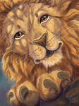 Whimsy Lion
