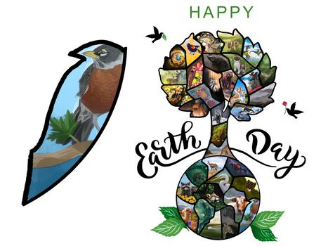 Happy Earth Puzzle Collab