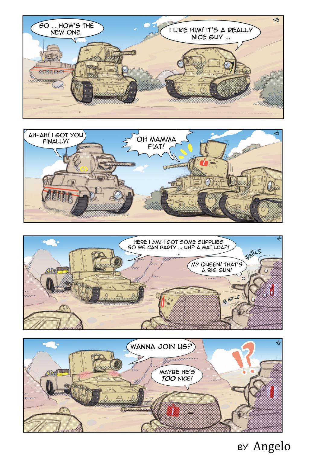 BD - Comics  Hetzer_and_friends_5_by_andrea_verga-d9sccm7