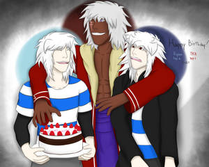 (Early) Ryou bday and TKB bday