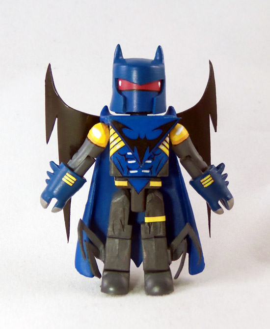 Azrael Custom Minimate by luke314pi