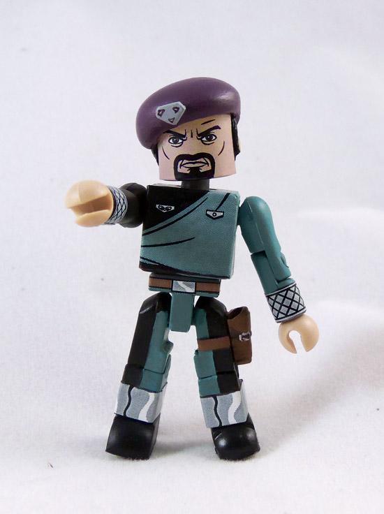 General Zod Custom Minimate by luke314pi