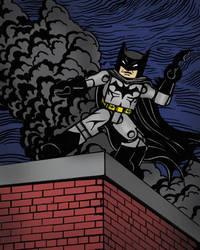 Batman Minimate