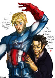 All Stark Men are Perverts