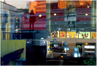 Self-reflections by kuklamen