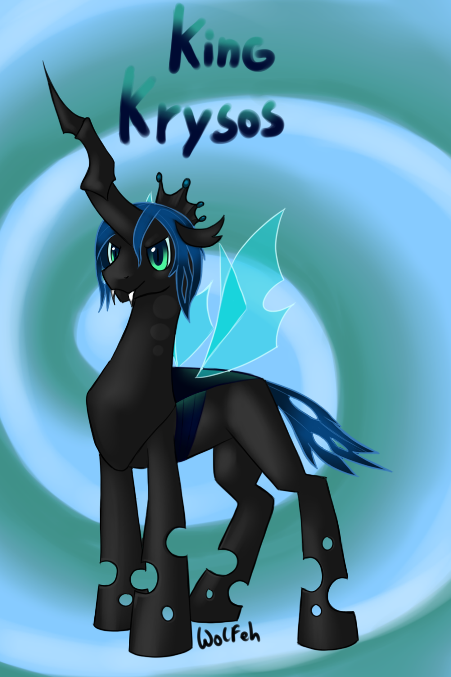 King Krysos by TwitchyGears
