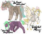 .:CLOSED:. Mutant Ponies