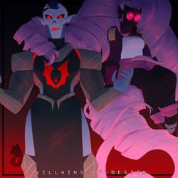 Villains By Design