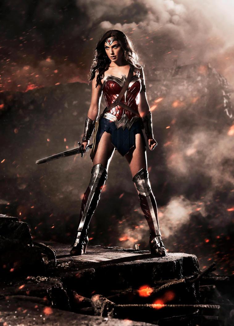 Gal Gadot as Wonder Woman 2 by Don-Jack