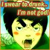 Naruto Avatar - Lee Drunk by BishouHunter