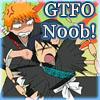 Bleach Avatar - GTFO N00b by BishouHunter