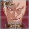 Bleach Avatar - Ikkaku Love by BishouHunter