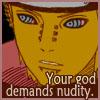 Naruto Avatar - Pein Nudity by BishouHunter