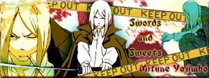Soul Eater - Banner - Mifune