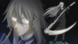 Kuroshitsuji - Undertaker Smex