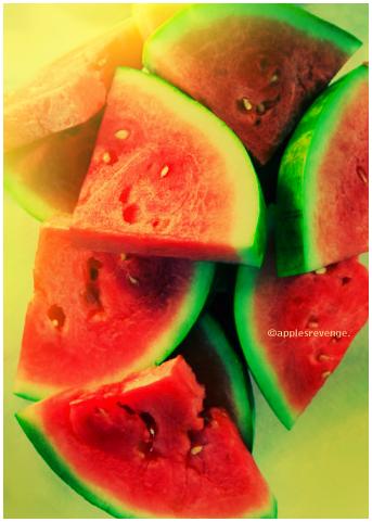 Sweet Watermelon by applesrevenge