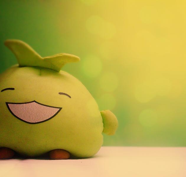 Think Green by applesrevenge