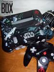 Star Wars Boba Fett Custom Nintendo 64