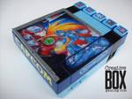 Custom Megaman NES Console