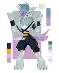 OPEN AUCTION furry adopt