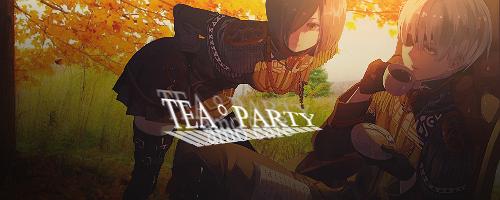 tea party by Parthenonn