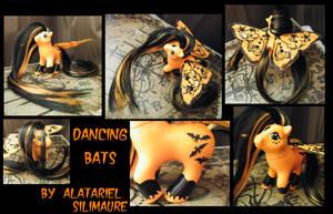 Dancing Bats Pony by Alatariel-Silimaure