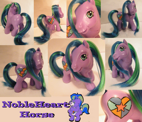NobleHeart Horse by Alatariel-Silimaure