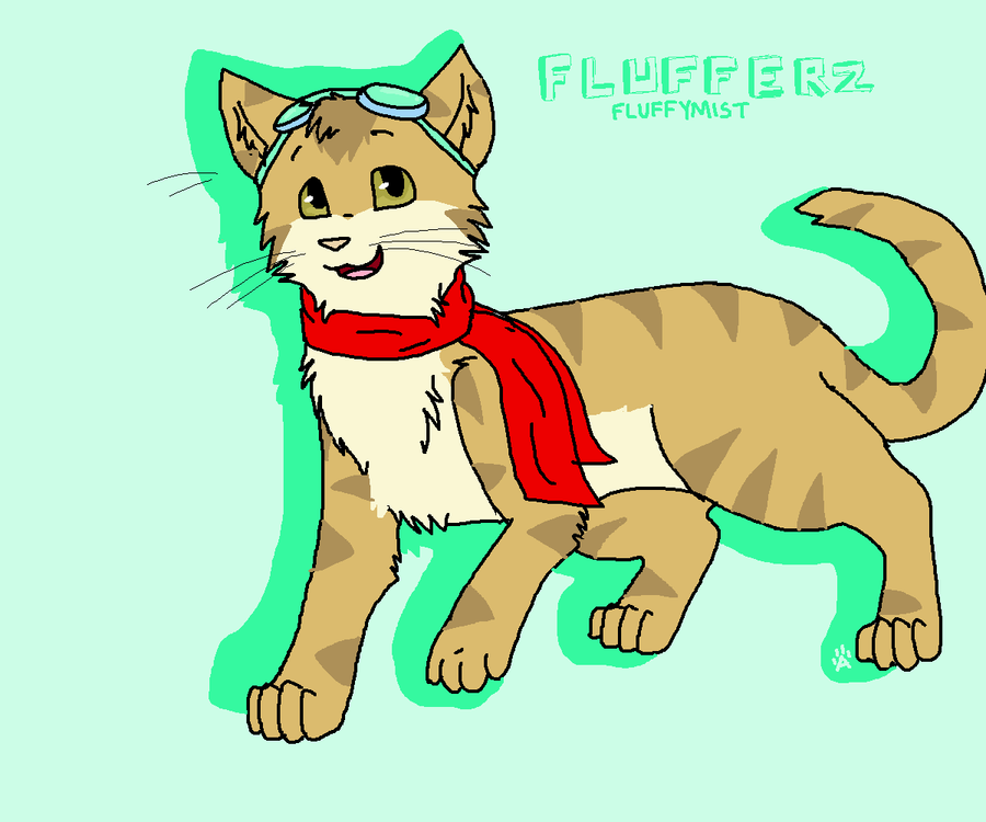 Fluffymist by Driifting-Dream