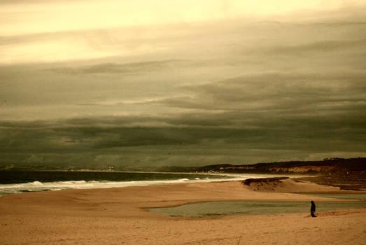 entre dunas e ondas