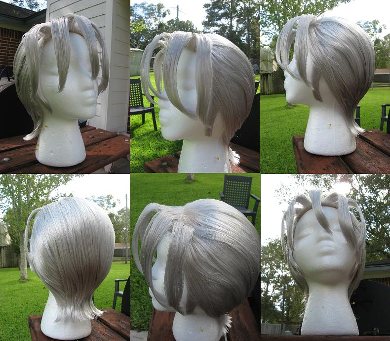 Mao Wig Commission by xHee-Heex