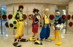 Heroes in Training by xHee-Heex