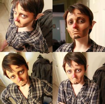 Linebeck Makeup Test no.2