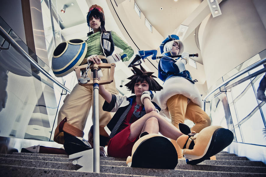 My Kingdom Hearts by xHee-Heex