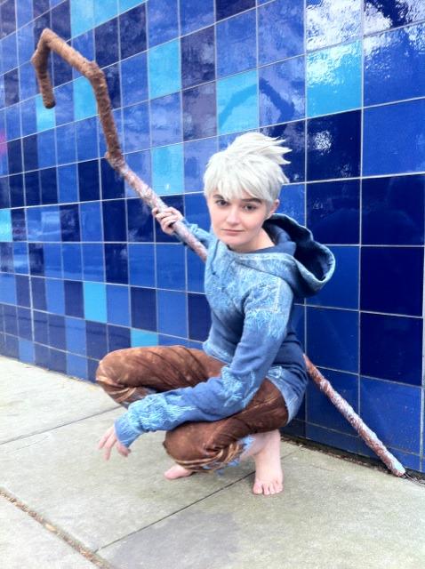 Jack Frost by xHee-Heex
