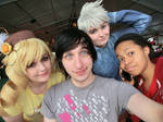 Cosplay Friends!
