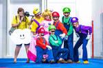 It's a Mario Party!!