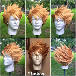 Matt - Digimon Wig by xHee-Heex