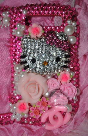 Hello Kitty Decoden by agscsecret