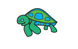 timothy p turtle by lewislain