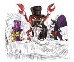 LoL- Mad Hats Tea Party by darksen