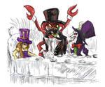LoL- Mad Hats Tea Party