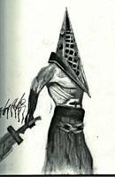 pyramid head by Quan-Art