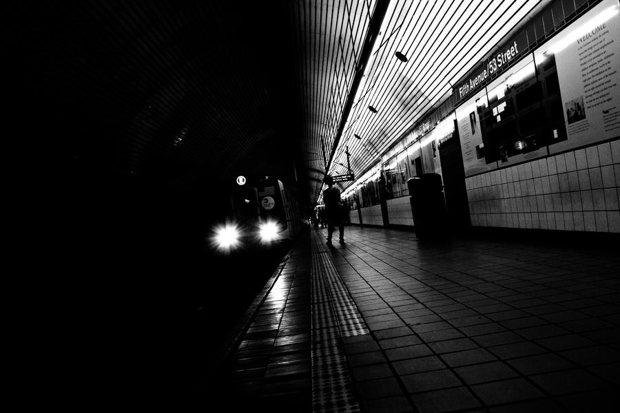 Subway by freye