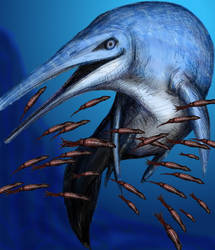 Ichthyosaur: Mixosaurus