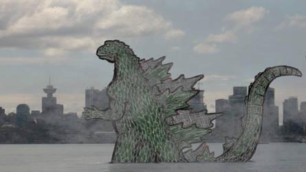 Godzilla vs Vancouver